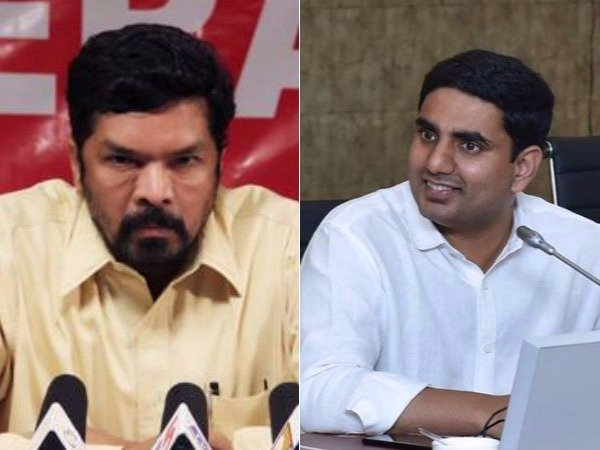 Tdp Leaders Faults Posani Krishna Murali Comments On Minister Lokesh