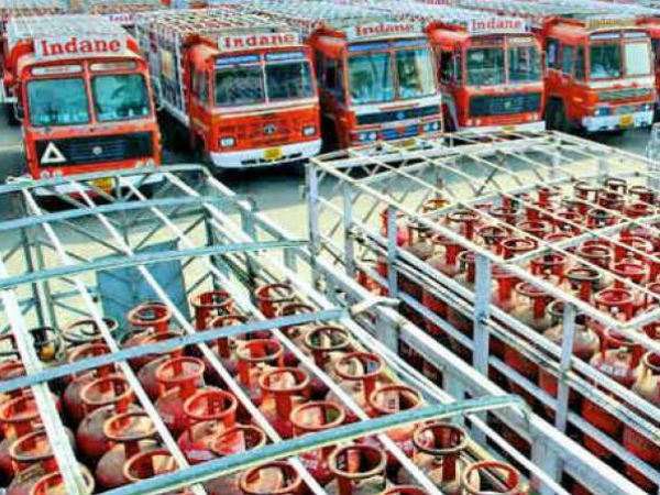 LPG price hike: Subsidised cylinder up by Rs 4, non-subsidised by Rs 93-94