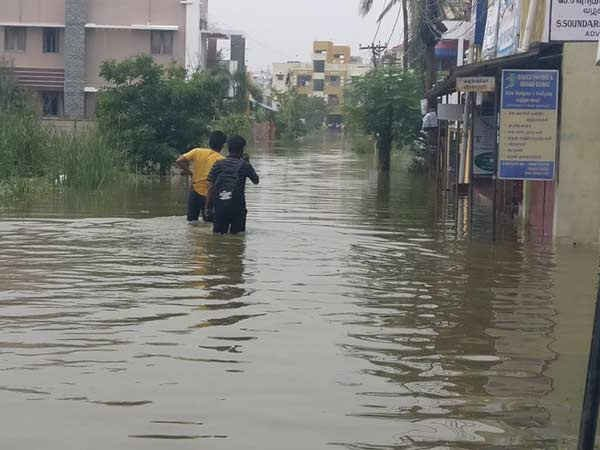 Rains: Leave declared for schools in Chennaim Kanchi, Tiruvallur