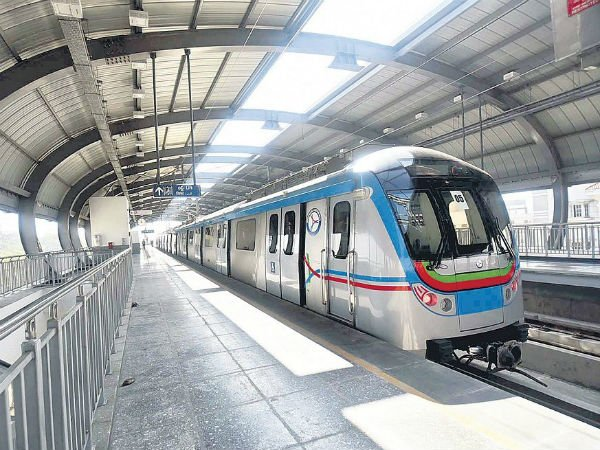 Hyderabad Metro Rail Every Station Is Unique With It S Specialities