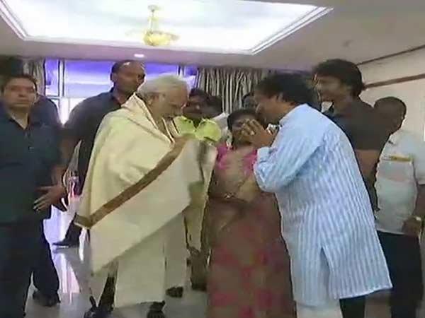 Prime Minister Narendra Modi Visit Chennai Today