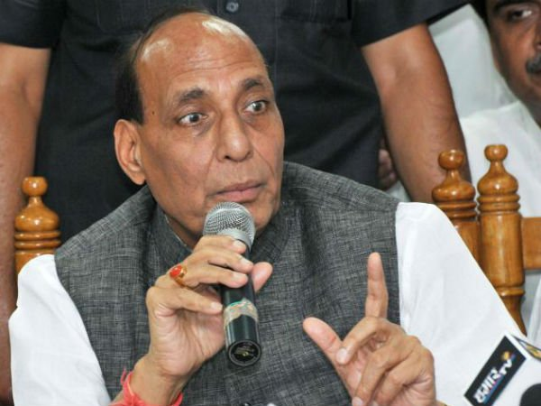 Home Minister Rajnath Singh Condemns Kamal Haasan's Comments