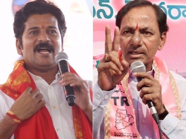 KCR sent Birthday Wishes to Revanth Reddy