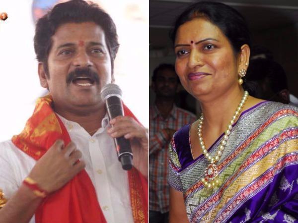 రేవంత్ పార్టీలో చేరడాన్ని నేనేందుకు వ్యతిరేకిస్తా: డికె అరుణ