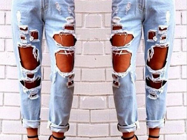 Lawyer says it's a 'duty to rape' women wearing ripped jeans