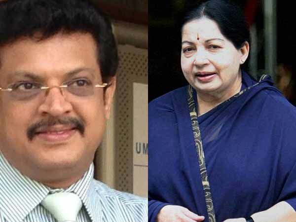 IT officials has raided at Dr. Sivakumar house, who has giver treatment to Jayalalitha.