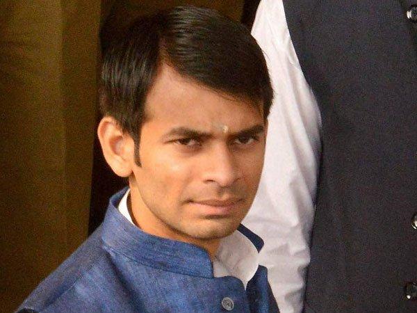 Whoever Slaps Tej Pratap Yadav Will Get Rs 1 Crore Says Bjp