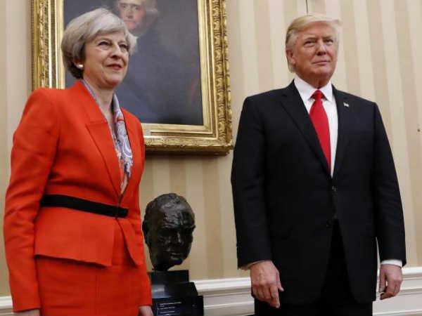 Trump Rebuts British Pm Criticism Over Anti Muslim Videos