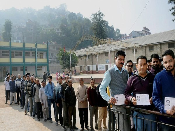 Himachal Pradesh Elections: Polling ends, 74% voting recorded