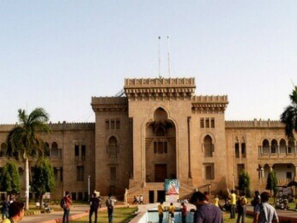 105th Indian Science Congress in Osmania University
