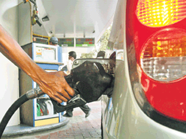 Petrol, diesel price hiked by 9 paise