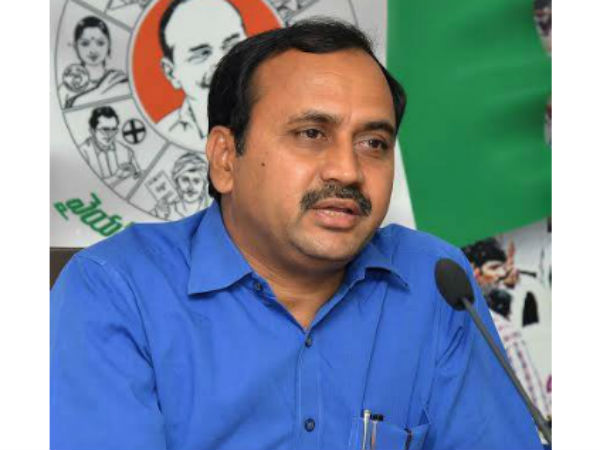 Ysrcp MLA Ramakrishna Reddy allegations on chandrababu naidu