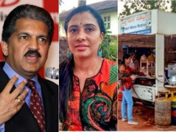 Anand Mahindra offers help to Mangalore woman entrepreneur