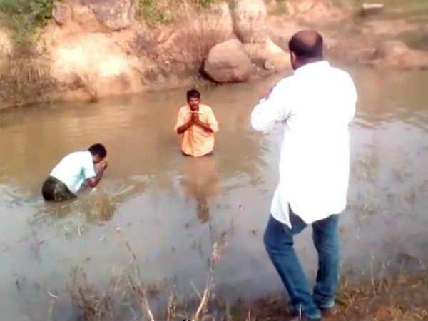 అభంగపట్నం దళితులపై దాడి: ఎట్టకేలకు భరత్ రెడ్డి అరెస్ట్?