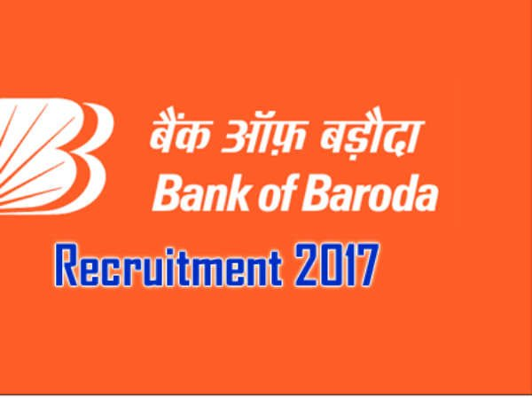 Bank of Baroda Recruitment 2017 Apply Online for 337 Posts