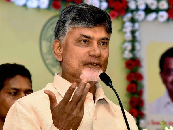 chandrababu naidu on DCI issue