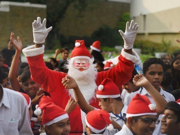 Hindu Jagran Manch Warns Aligarh Christian Schools Against Celebrating Christmas, Calls It 'Step Towards Forced Conversion'