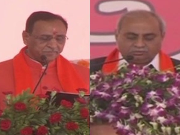 Vijay Rupani Takes Oath As Gujarat Chief Minister, PM Modi, Nitish Kumar Attend Ceremony