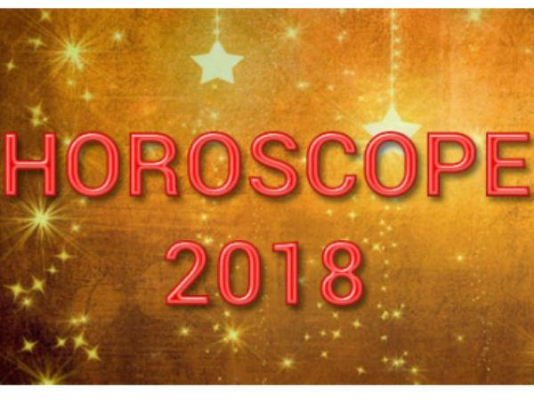 2018 Year Horoscope Rasi Phalalu