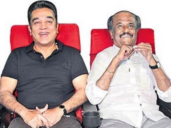 After Kamal Haasan Superstar Rajinikanth