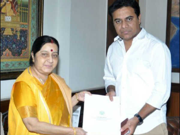 Ktr Sushma Bring Back Body From Australia