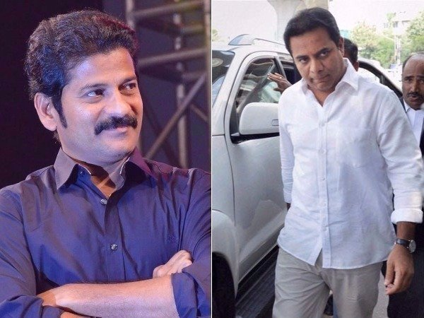 Revanth Reddy Targets T Rama Rao Why