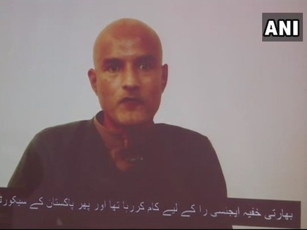 Kulbhushan Jadhav thanks Pakistan govt for allowing to meet family