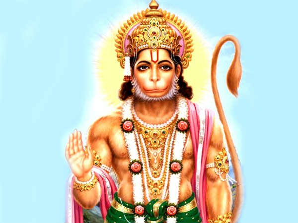 Astrology How Pray Hanuman