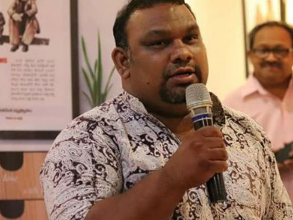Mahesh Kathi Sensational Comments on Andhra Pradesh MPs