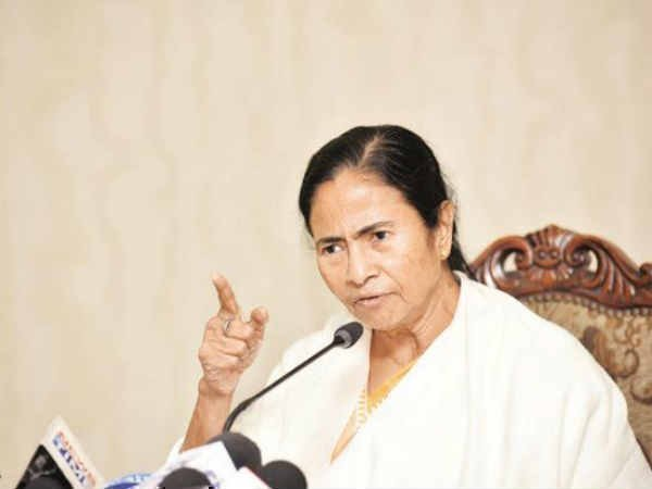 BJP managed face saving win, but it's a moral defeat for them, says Mamata Banerjee