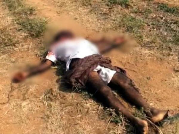 YSR Congress party leader hacked to death