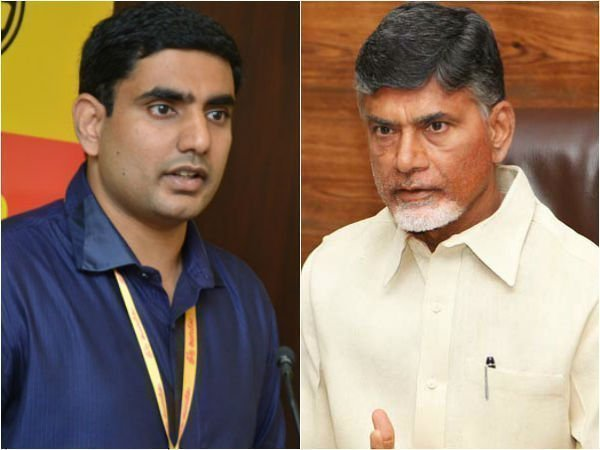nara lokesh response over no invitaion for chandrababu naidu to GES in hyderabad