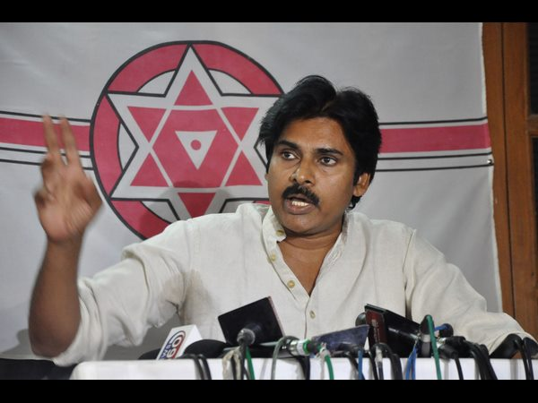 Pawan Kalyan tweets Jana Sena theories