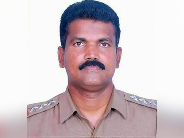 Chennai city cop shot dead at by robbers in Rajasthan