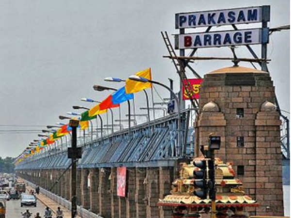 AP Govt. to celebrate 60 years of Prakasam barrage