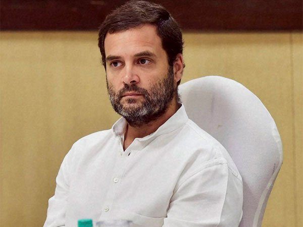 Rahul Gandhi gets math wrong in question to BJP, corrects it later