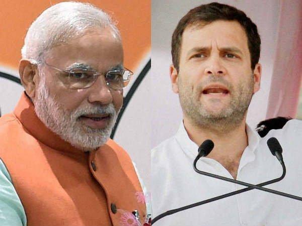 మోడీకి షాక్: గుజరాత్లో బీజేపీకి భారీగా తగ్గిన ఓట్లు, కాంగ్రెస్ వైపు మళ్లిన ఓటర్లు