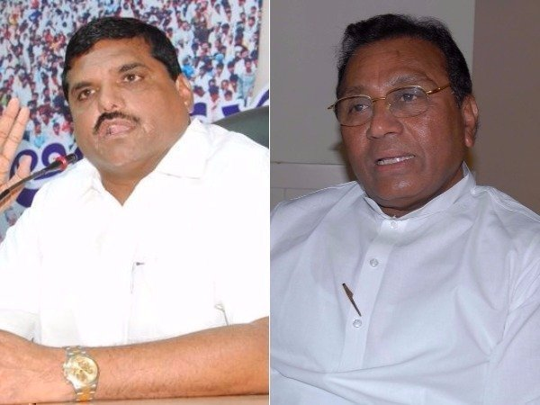 YSRCP leaders visit Polavaram Project