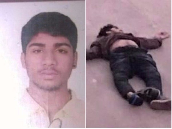 A Gitam university student allegedly committed suicide