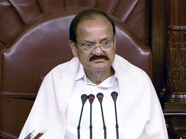 నో టు 'బెగ్': రాజ్యసభలో తన మార్క్ చూపిన వెంకయ్య