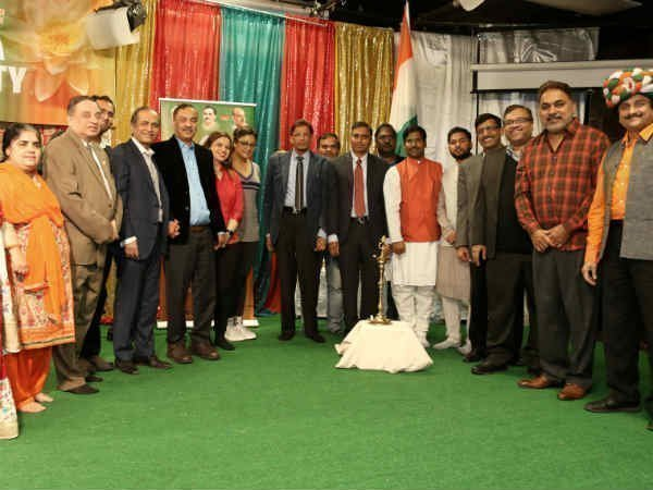 Gujarat assembly elctions: Vijay Diwas celebrated in USA