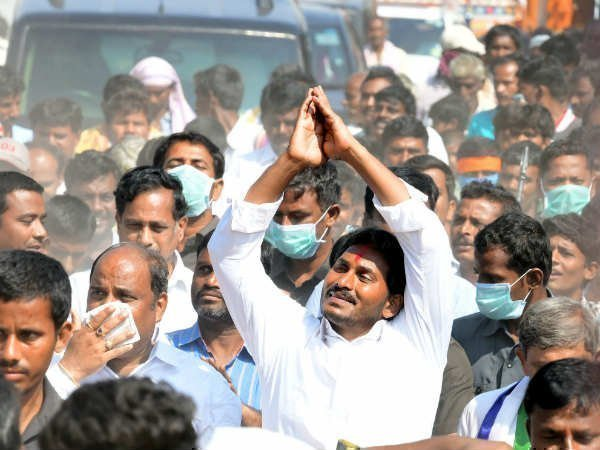 Will Make Changes in Navaratnalu if necessary, says YS Jagan , Padayatra reached 39th Day