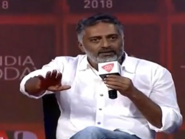 I Am Not Anti Hindu I Am Anti Modi Says Actor Prakash Raj