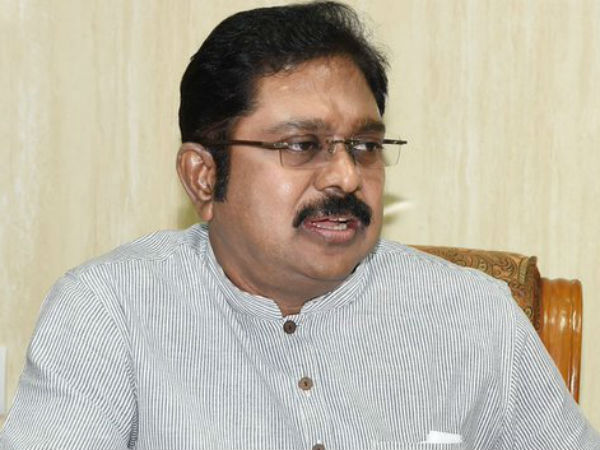 Ttv Dhinakaran Announce Decision On New Party On Wednesday