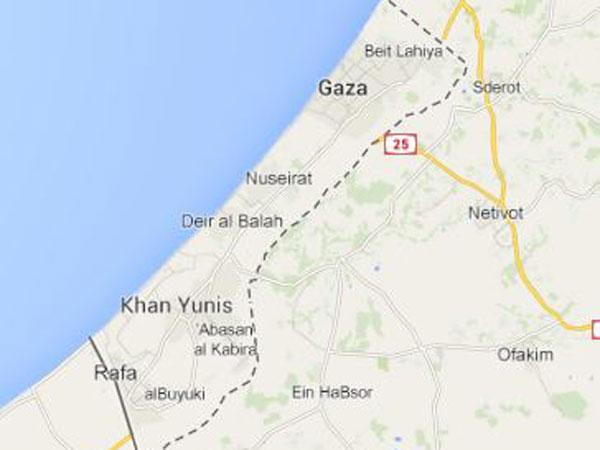 Israel Destroys Tunnel From Gaza It Says Intended For Attacks