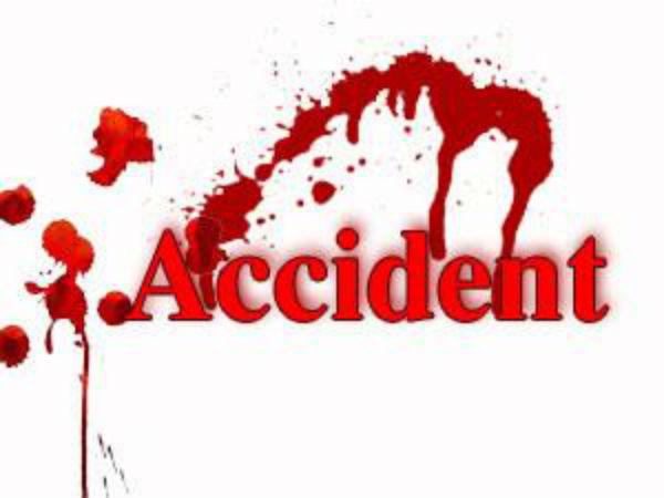 Road Accident Three Killed