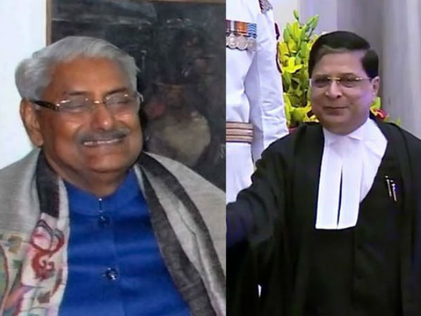 When Sc Judge Hearing Justice Loya Case Broke Down Front Cji