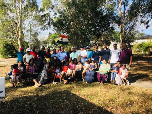 Nris Celebrate Republic Day Ausralia