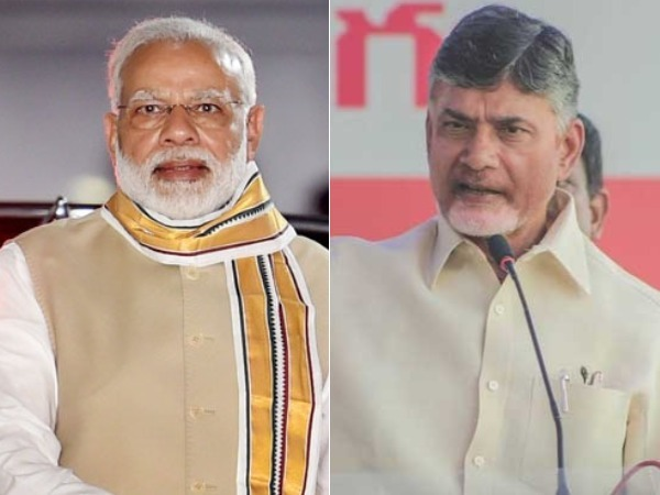 Gujarat Results Effect Chandrababu Naidu May Meet Pm Narendra Modi On January