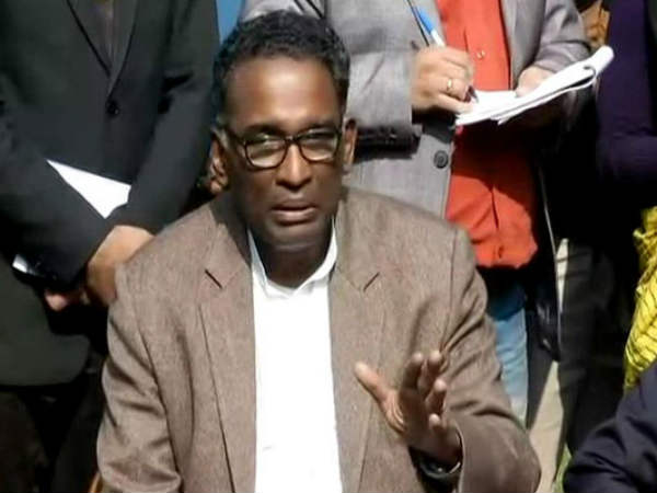 Historic Press Conference Who Is Chelameswar